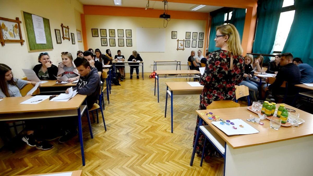 Pisci u skoli 1